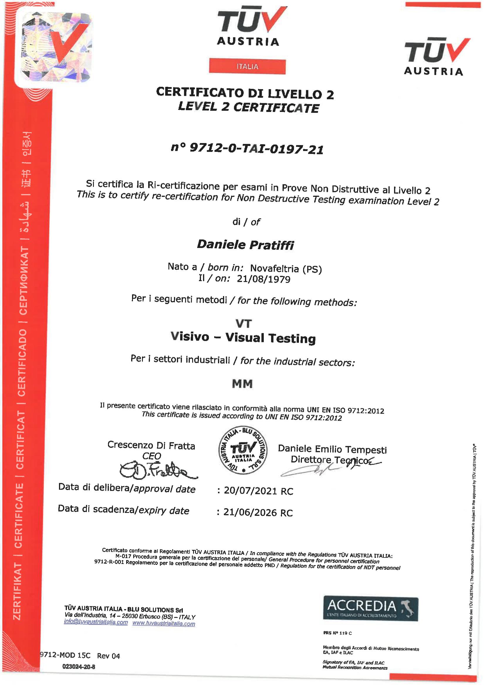 Uni En Iso 9712